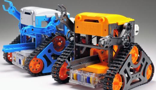 ロボットのプログラミングおもちゃ。オススメはタミヤです!